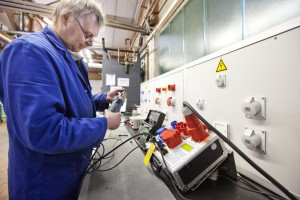 Prüfung Elektrowerkzeuge