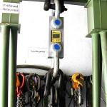 Elektronisches Zugkraft- Messgerät