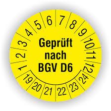 BGV D6