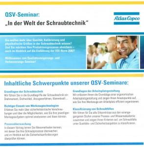 QSV-Seminar
